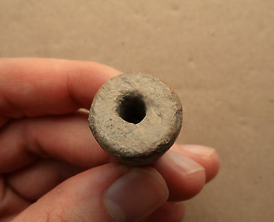 Rare Cone Stone Spindle Whorl 2-4 AD