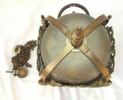 Hook and Spike Lantern Clock in Manner of Antique 16th / 17th Lantern Clock 11