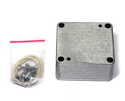1pc Sealed DIE-CAST Aluminum Enclosure Box G108 120x80x57mm LxWxH IP65 GAINTA