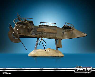 Star Wars The Vintage Collection Jabba's Tatooine Skiff Collectible Vehicle 6