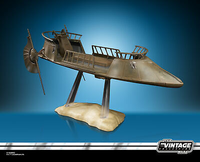 Star Wars The Vintage Collection Jabba's Tatooine Skiff Collectible Vehicle 5