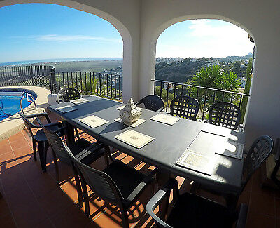 Spanish Villa to rent - Late availability - Any week in January - ONLY £400 5