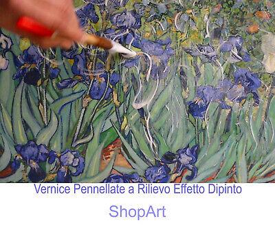 💕 Quadro Klimt Maternità Stampa Fine Art di Pregio su Tela Vernice Pennellate 8