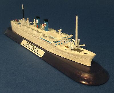 SATURNIA model ship 1 1250 VULCANIA SIOSA  FRATELLI GRIMALDI ship CARIBIA  Ex