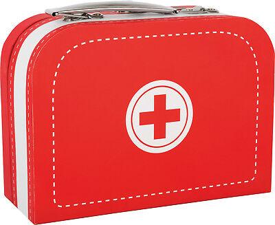 Tierarzt Koffer Holzspielzeug Arzt Rollenspiel für Kinder Spielzeug Neu 4