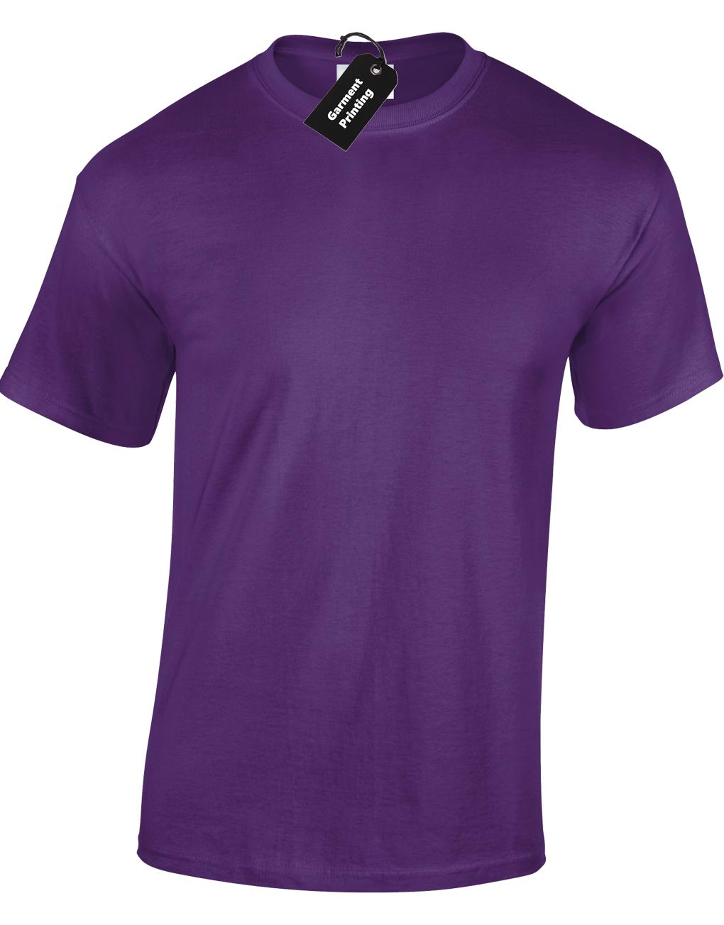 Mens Personalised Printed T-Shirt Unisex Custom Design Logo Uniform Stag Do Fun 6