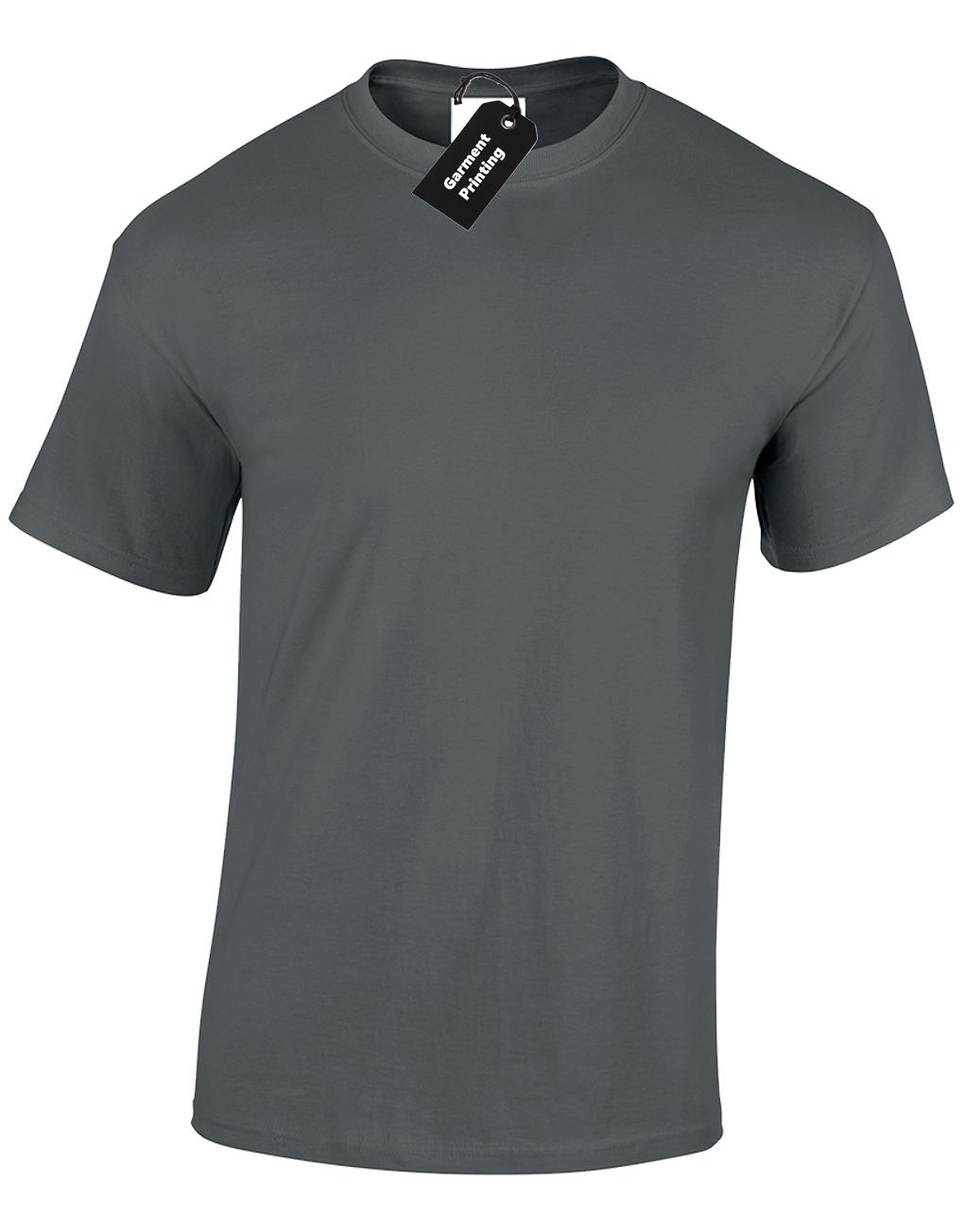 Mens Personalised Printed T-Shirt Unisex Custom Design Logo Uniform Stag Do Fun 10