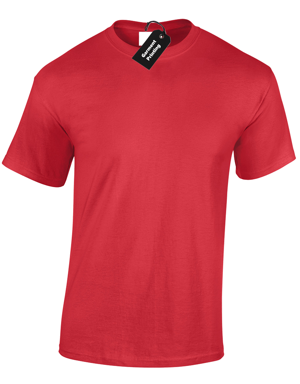 Mens Personalised Printed T-Shirt Unisex Custom Design Logo Uniform Stag Do Fun 7