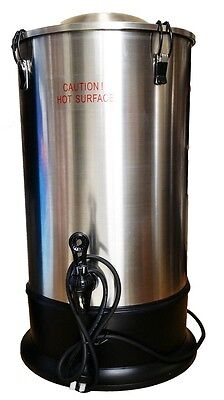 Still Spirits Turbo 500 Stainless Steel Condenser + 25LT Turbo Boiler 4
