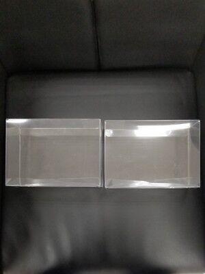 2 Piece Funko Pop! 3-Pack Vinyl Box Protector Acid Free 0.50 MM THICKNESS 2