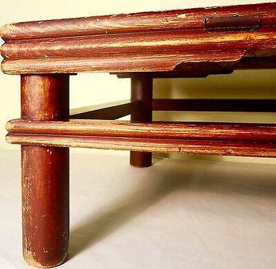 Antique Chinese Ming Kang Table (2609), Circa 1800-1849 9
