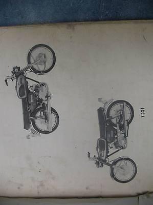 Yamaha Parts List Numbers Manual 1967 Ycs1 Ycs 6