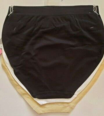Nouvelle Seamless Intimates 3 Pack Size Small Medium Large X Large 19 97 Picclick