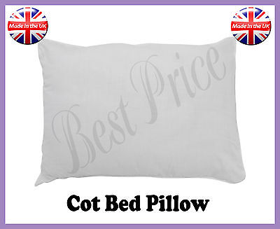 Cot Bed Pillow Junior, Toddler, Baby - Safety Pillow 2