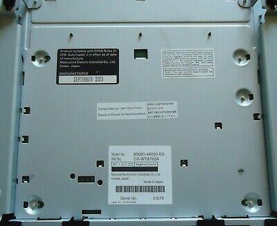 Toyota Highlander New 86680-48050-B0 Overhead Entertainment Dvd Player 2010-13 5