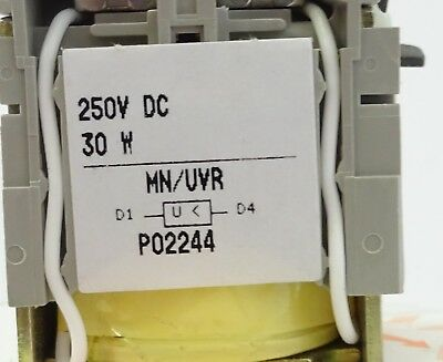 Schneider Electric LV429407 Undervoltage release MN 230VAC