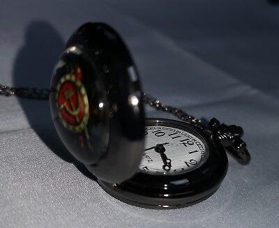Russian Pocket Watch CCCP Hammer Sickle Army Cold War Old KGB WW2 WW1 Army Retro 4