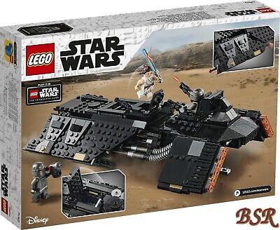 LEGO 75284 Star Wars Cavalieri di Ren NAVE trasporto età 9 595pcs