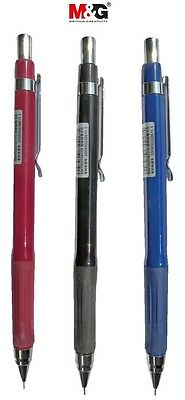 0.5 mm BLACK PINK /& BLUE BARREL- AMP34901 M /& G ACMEISM MECHANICAL PENCIL