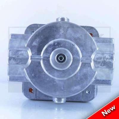 "Gas Solenoid Valve 2"" BAP  for Gas Interlock System Shut Off Kitchen Canopy 50mm 5"