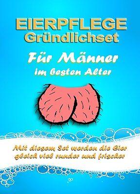 Witzige Geschenkidee Zum Geburtstag Fur Den Mann Zum 18 30 40 50