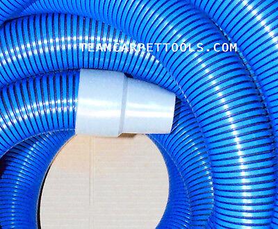7.6m 3.8cm Nettoyage des Tapis Extracteur Aspirateur & 0.6cm Solution Tuyau W / 4