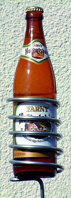 Bierflaschenhalter 100 cm Flaschenhalter Grillparty Flaschenhalter Bier Halter