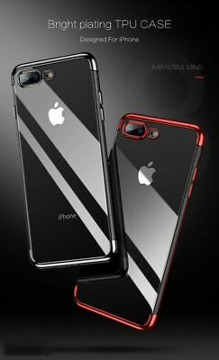 Case for Apple iPhone X 8 7 6S Plus Cover New ShockProof 360 Hybrid Silicone 6