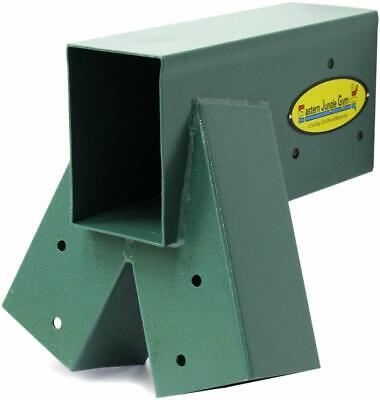 Eastern Jungle Gym Easy 1-2-3 A-Frame 2 Brackets for Swing Set with All Hardware 4