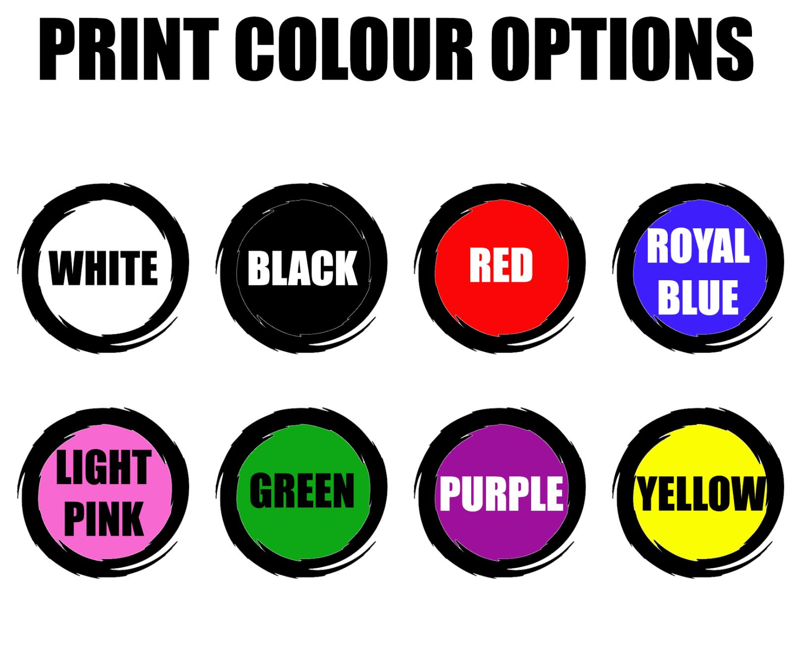 Mens Personalised Printed T-Shirt Unisex Custom Design Logo Uniform Stag Do Fun 3