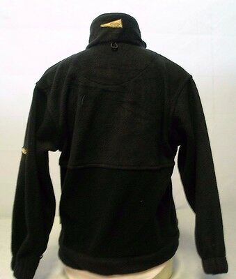 GTI Outdoor Antuco Juniors Black & Blue Waterproof Jacket 8