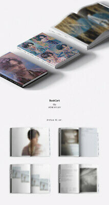 SUHO [자화상/SELF PORTRAIT] 1st Mini Album CD+POSTER+Photo Book+Post Card Set+2Card 7