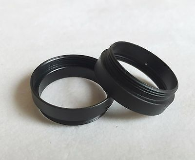 Parfocal Length Extenders Microscope Objectives RMS thread Extension Ring 3mm 2