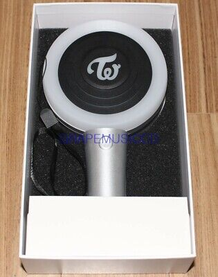 Twice Official Goods Light Stick Ver.2 Candy Bong Z + Photocard New 4