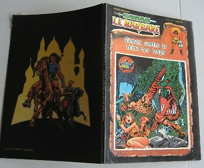 Conan Le Barbare Conan Contre La Reine Des Loups  Artima Color Marvel 1979 Tbe