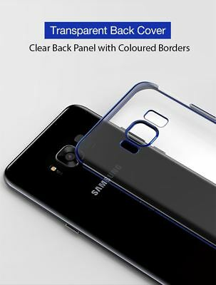 Luxury Ultra Slim Shockproof Silicone Clear Case Cover For Samsung Galaxy S8 S9 7