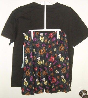 Shirt And Lounge Pajamas Shorts Size 10//12 NWT $36 RV Five Nights At Freddys T