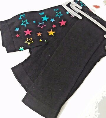 Back To School Set of 2 Girls Leggings Size Small (4-6 X ) 6