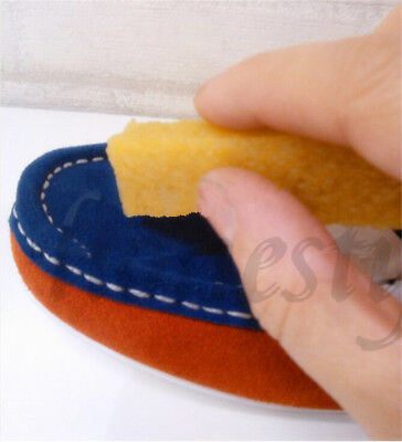 1 x Rubber Stain Eraser Cleaner Cleaning Kit for Suede Nubuck Shoe/Boot 4
