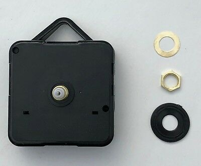 Quartz clock movement, Sangtai 6168S, medium shaft 15.5mm, with hanger, silent 2