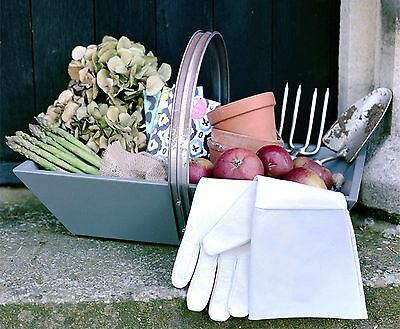 cuir Jardinage Gants avec sécurité poignets, compatible Personnalisé 2