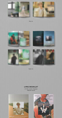 EXO BAEKHYUN CITY LIGHTS 1st Mini Album CD+POSTER+PBook+Lyric+Card+F.Poster+GIFT 9
