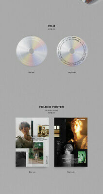 EXO BAEKHYUN CITY LIGHTS 1st Mini Album CD+POSTER+PBook+Lyric+Card+F.Poster+GIFT 11