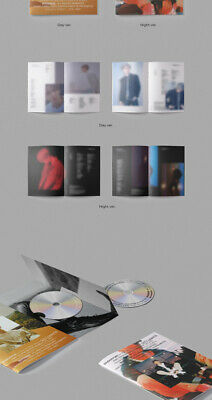 EXO BAEKHYUN CITY LIGHTS 1st Mini Album CD+POSTER+PBook+Lyric+Card+F.Poster+GIFT 10