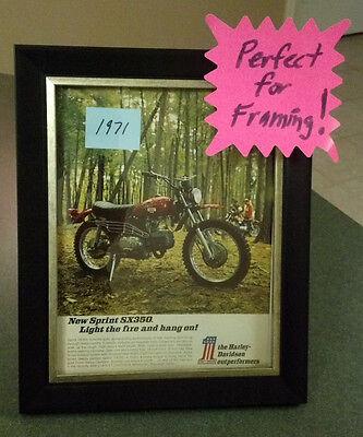 "1965 Peugeot original vintage print ad - 8""x11"""