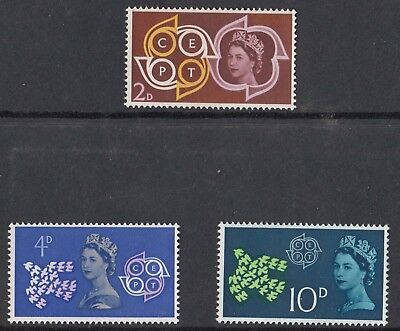 GB QE2 1953 to 1967 Predecimal Commemorative Sets MNH. Choice of Sets. 7