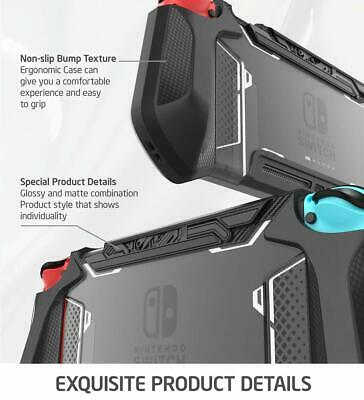 For Nintendo Switch Joy-Con Controller Mumba Dockable Case Grip Protective Cover 5