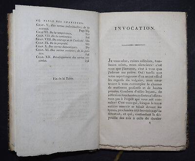Les ruines ou méditation sur les révolutions des empires - C. Volney - 1808 9
