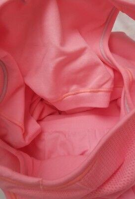 ivivva Court Champ Dress NWT 8 10 12 14 FLAL/ROCR Pink Color Shelf Bra Seamless 7