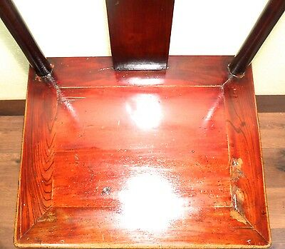 Antique Chinese High Back Chairs (5614) (Pair), Circa 1800-1849 5
